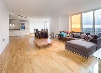 Thumbnail 2 bed flat to rent in 37 Millharbour, London