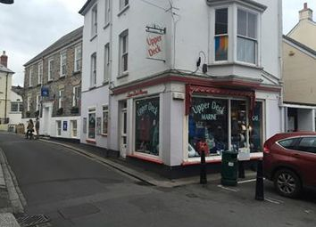 Thumbnail Commercial property for sale in The Upper Deck, Fore Street, Fowey, Cornwall
