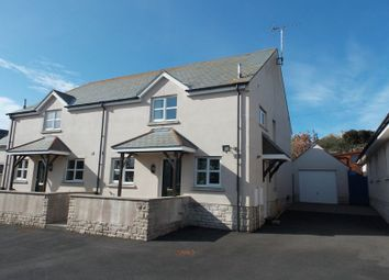Thumbnail 3 bedroom semi-detached house for sale in Sweethill Mews, Portland