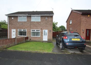 Thumbnail 2 bed semi-detached house for sale in Carnoustie Grove, Haydock, St. Helens