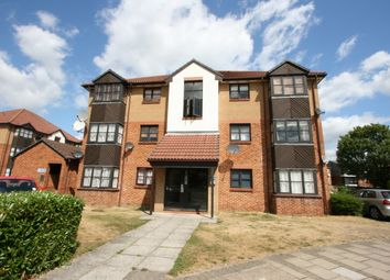 Thumbnail Flat for sale in Conifer Way, North Wembley