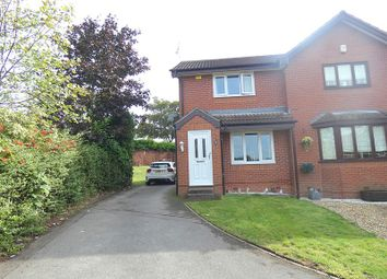 Thumbnail 2 bedroom semi-detached house to rent in Cawthorne Way, Mansfield