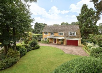 Thumbnail 5 bed detached house for sale in Azalea Way, Camberley, Surrey