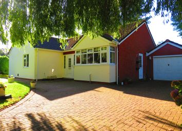 Thumbnail 3 bedroom detached bungalow for sale in Station Road, Henbury, Bristol