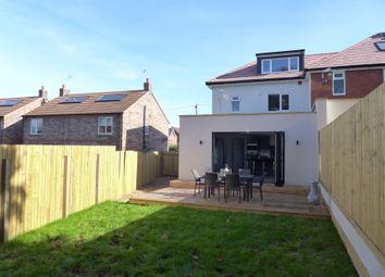Thumbnail 3 bed end terrace house for sale in Stump Cross, Boroughbridge