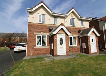 Thumbnail 2 bed semi-detached house for sale in Breeze Close, Thornton