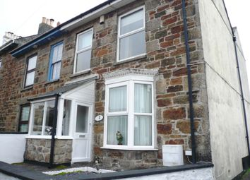 Thumbnail 3 bed end terrace house for sale in Rose Row, Redruth