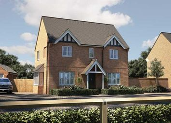 Thumbnail 4 bed detached house for sale in The Josselyns, Trimley St. Mary, Felixstowe