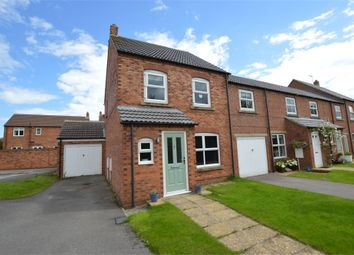 Thumbnail 3 bed end terrace house for sale in Claudius Grove, Scarborough, North Yorkshire