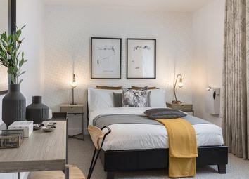 Thumbnail 2 bedroom flat for sale in Hersham Road, Hersham, Walton-On-Thames