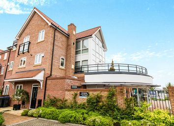 Thumbnail 2 bed property for sale in The Quays, Burton Waters, Lincoln