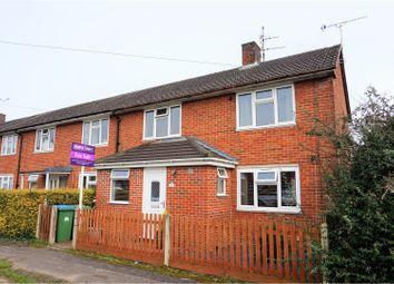 Thumbnail 3 bedroom end terrace house for sale in Studland Road, Southampton