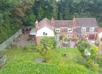 Thumbnail 4 bed detached house for sale in Burnt Oak Corner, East Bergholt, Colchester, Suffolk