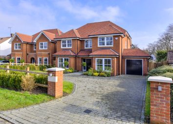 Thumbnail 5 bed detached house for sale in Calder Avenue, Brookmans Park, Hatfield