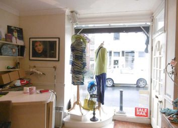 Thumbnail Retail premises for sale in Walnut Road, Torquay