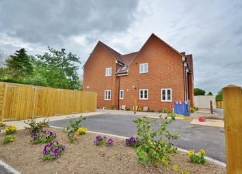 Thumbnail 2 bedroom flat for sale in Bernard Barlow Close, Didcot, Oxfordshire