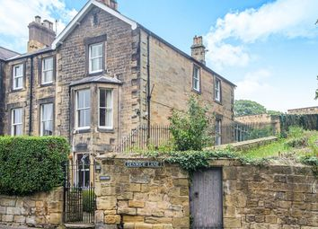 Thumbnail 4 bed semi-detached house for sale in Bondgate Without, Alnwick