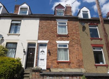 Thumbnail 2 bed terraced house for sale in Colwell Road, Wellingborough