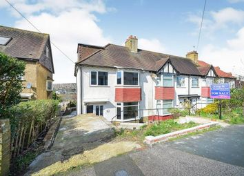 Thumbnail 4 bed end terrace house for sale in Widdicombe Way, Brighton, East Sussex, Uk