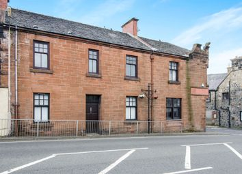 Thumbnail 2 bed flat for sale in Main Street, Ochiltree, Cumnock