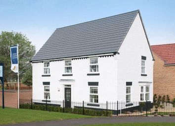 Thumbnail 4 bed detached house for sale in Tiber Road, Lincoln