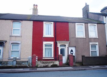 Thumbnail 2 bedroom terraced house to rent in Criffel View, Station Road, Flimby, Maryport