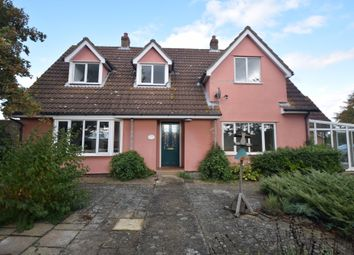 Thumbnail 4 bed detached house to rent in Semer Road, Whatfield, Ipswich, Suffolk