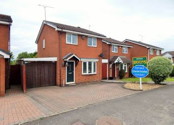 Thumbnail 3 bed detached house for sale in Rawnsley Road, Cannock