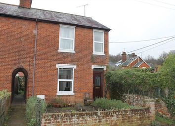 Thumbnail 3 bed end terrace house to rent in Hackney Terrace, Melton, Woodbridge