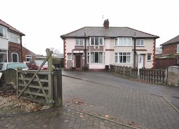 Thumbnail 3 bed semi-detached house to rent in Hawdon Avenue, Selby