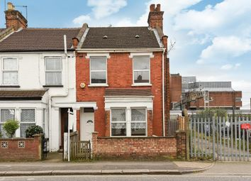 Thumbnail 3 bedroom end terrace house for sale in Cecil Road, Harrow Weald