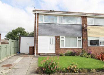 Thumbnail 3 bedroom semi-detached house for sale in Coomside, Collingwood Grange, Cramlington