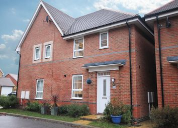 Thumbnail 3 bed property for sale in Witney Road, Crawley, West Sussex.