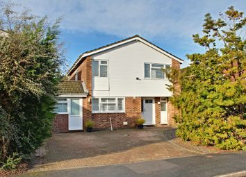 Thumbnail 4 bed detached house for sale in Windermere Avenue, Kempshott, Basingstoke