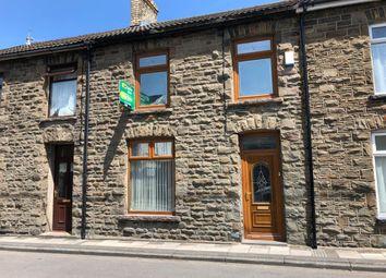 Thumbnail 3 bedroom property to rent in New Road, Ynysybwl, Pontypridd