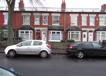 Thumbnail 3 bed terraced house to rent in Sandbourne Road, Ward End, Birmingham