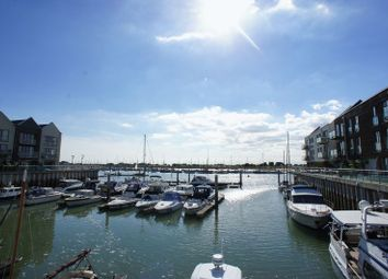 Thumbnail 3 bed flat to rent in Waterside Marina, Brightlingsea, Colchester