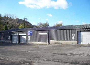 Thumbnail Light industrial to let in Industrial - Pontcynon Industrial Estate, Abercynon