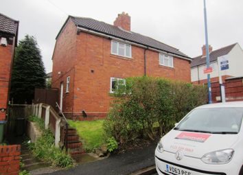 Thumbnail 2 bedroom semi-detached house to rent in City Road, Tividale, Oldbury