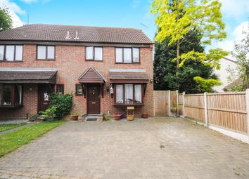 Thumbnail 3 bedroom semi-detached house for sale in Lily Close, Springfield, Chelmsford