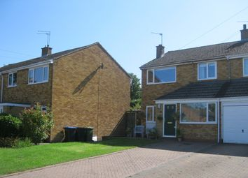 Thumbnail 3 bed semi-detached house for sale in Neales Close, Harbury, Leamington Spa