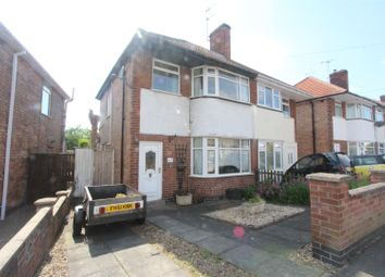 Thumbnail 3 bedroom semi-detached house for sale in Wilnicott Road, Braunstone, Leicester