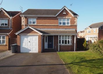 Thumbnail 4 bed detached house for sale in Raleigh Drive, Victoria Dock, Hull