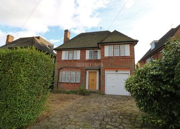 Thumbnail 4 bed detached house for sale in Chalton Drive, London