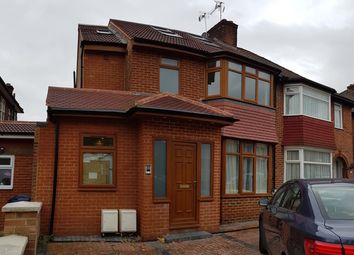 Thumbnail 3 bedroom flat to rent in 105 Pennine Drive, London