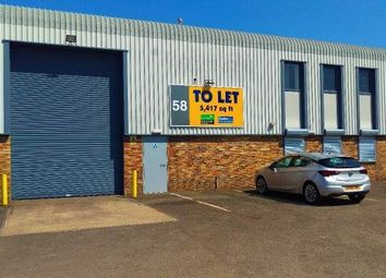 Thumbnail Light industrial to let in 58 Canyon Road, Wishaw