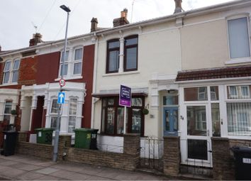 Thumbnail 3 bed terraced house for sale in Lynton Grove, Portsmouth