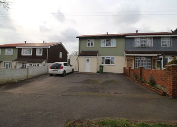 Thumbnail 3 bed semi-detached house for sale in Falmouth Road, Cosham, Portsmouth