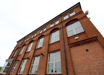Thumbnail 2 bed flat for sale in Fosse Road North, Leicester