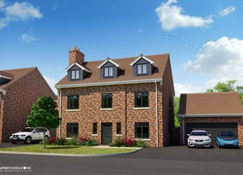 Thumbnail 5 bedroom detached house for sale in The Signal House, Devon Belle, Green Lane, Studley
